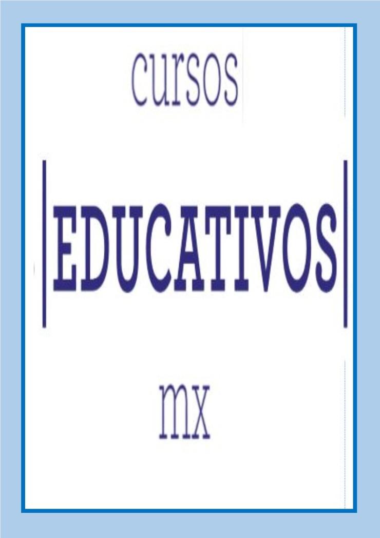 CURSOS EDUCATIVOS 1